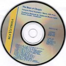 The Best of Chopin CD RCA Victrola