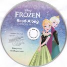 Disney's Frozen Read Along Audio Book CD
