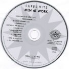 Men At Work Super Hits CD