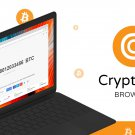 Secure Internet Browser Free Bitcoin BTC Mining Software CryptoTab
