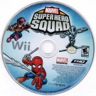 Marvel Super Hero Squad Nintendo Wii