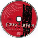 Santana Sacred Fire Live in South America CD