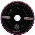The Christmas Music of Johnny Mathis CD