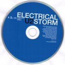 U2 Electrical Storm CD