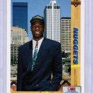 1991-92 Upper Deck Dikembe Mutombo #