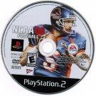 NCAA 08 Football PS2