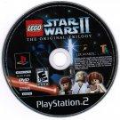 Lego Star Wars II The Original Trilogy PS2
