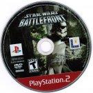 Star Wars Battlefront PS2