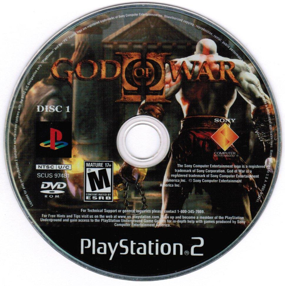 God of War PS2