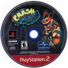 Crash Bandicoot The Wrath of Cortex PS2