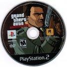Grand Theft Auto Liberty City Stories PS2
