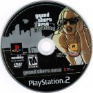 Grand Theft Auto San Andreas The Trilogy PS2