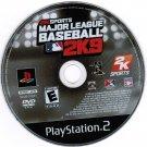 Major League Baseball 2K9 PS2