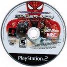 Spiderman Web of Shadows PS2