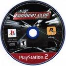 Midnight Club Street Racing PS2