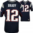 TOM BRADY AUTOGRAPHED JERSEY LIMITED EDITION 2/12