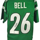 LEVEON BELL AUTOGRAPHED JERSEY JETS
