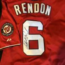 ANTHONY RENDON AUTOGRAPHED JERSEY NATIONALS