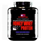 THE ONLY WHEY 80% (Highest B.V.) 25 lb Vanilla Flavor