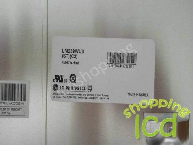 LG LM230WU3-STC1 display LCD screen 90 days warranty  DHL/FEDEX Ship