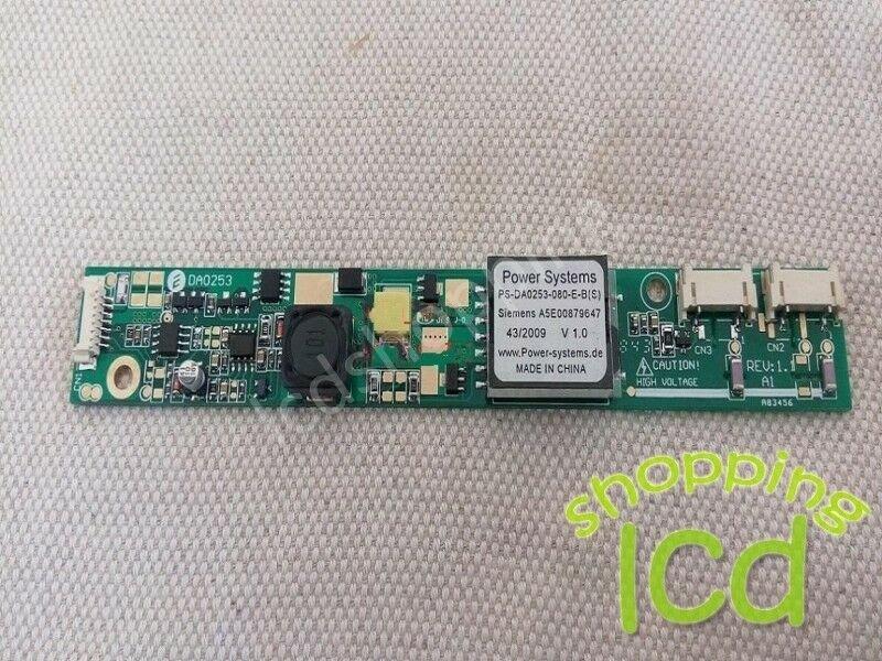 SIEMENS generic  MP377-12 PS-DA0253-080-E-B(S)  high pressure plate replacement
