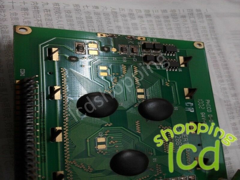 new PG12864K graphic display module 90 days warranty  DHL/FEDEX Ship