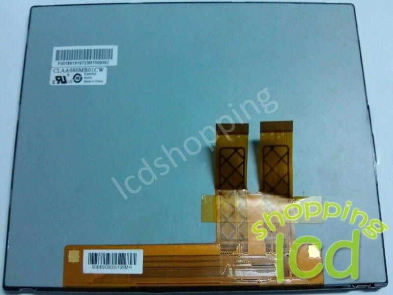 """chungnwa CLAA080MB01CW 8 """"LCD screen 90 days warranty  DHL/FEDEX Ship"""