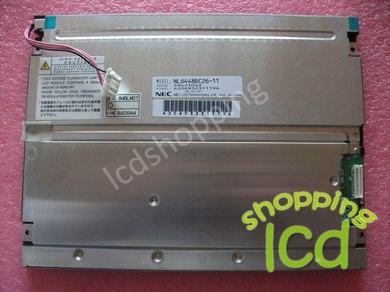 NEW Original NL6448BC26-11 A+GRADE FOR NEC LCD Display PANEL  DHL/FEDEX Ship
