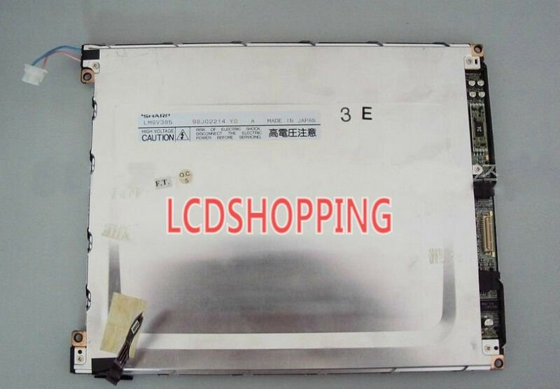 New and Original SHARP LM9V385 LCD Screen Display Panel with 60 days warranty