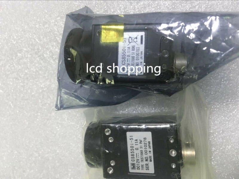 New  CS8550I-51 TELI industrial CCD camera CS8550I-51 with 60 days warranty