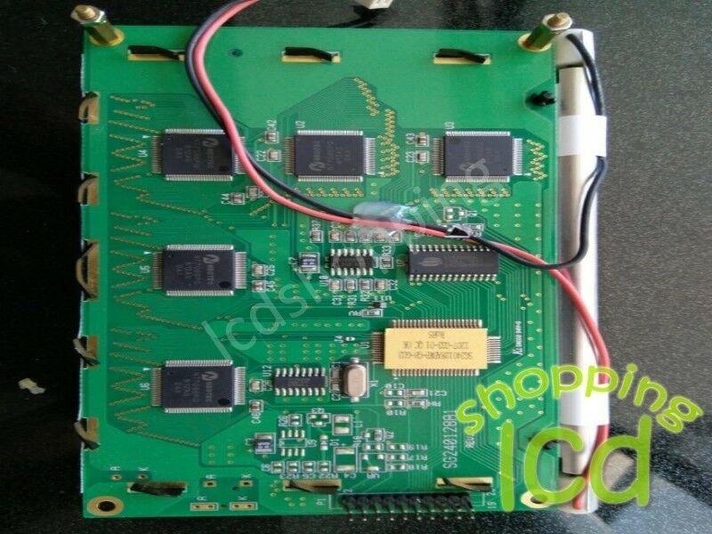 new E-MOTIVE SG240128A1 Liquid crystal display 90 days warranty  DHL/FEDEX Ship