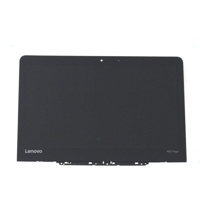 "Lenovo Chromebook Yoga N23 5D68C09575 11.6"" HD LCD Touch Screen Assembly+Bezel"