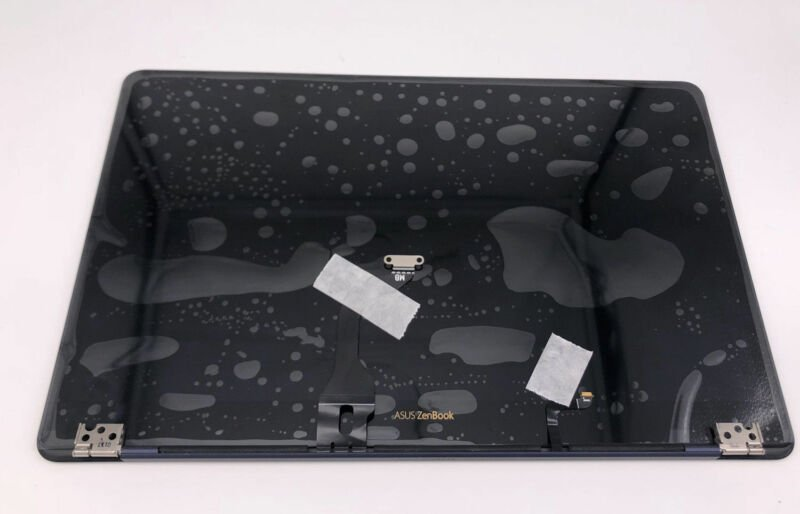 """14"""" Asus ZenBook 3 Deluxe UX490UA LCD Display Screen Complete Assembly"""