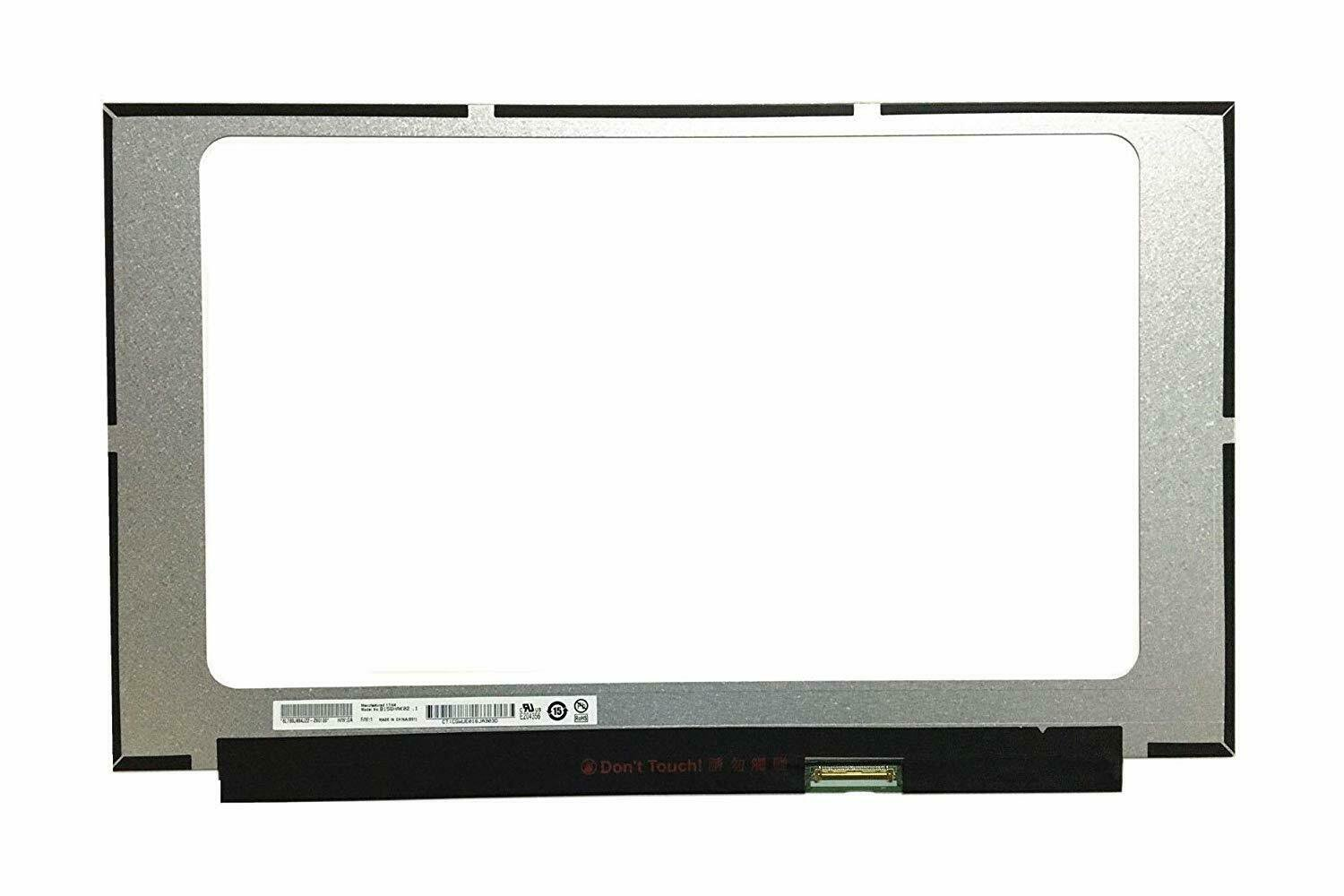 """B156HAK02.1 LCD LED Touch Replacement Screen 15.6"""" HD Display + Digitizer New"""