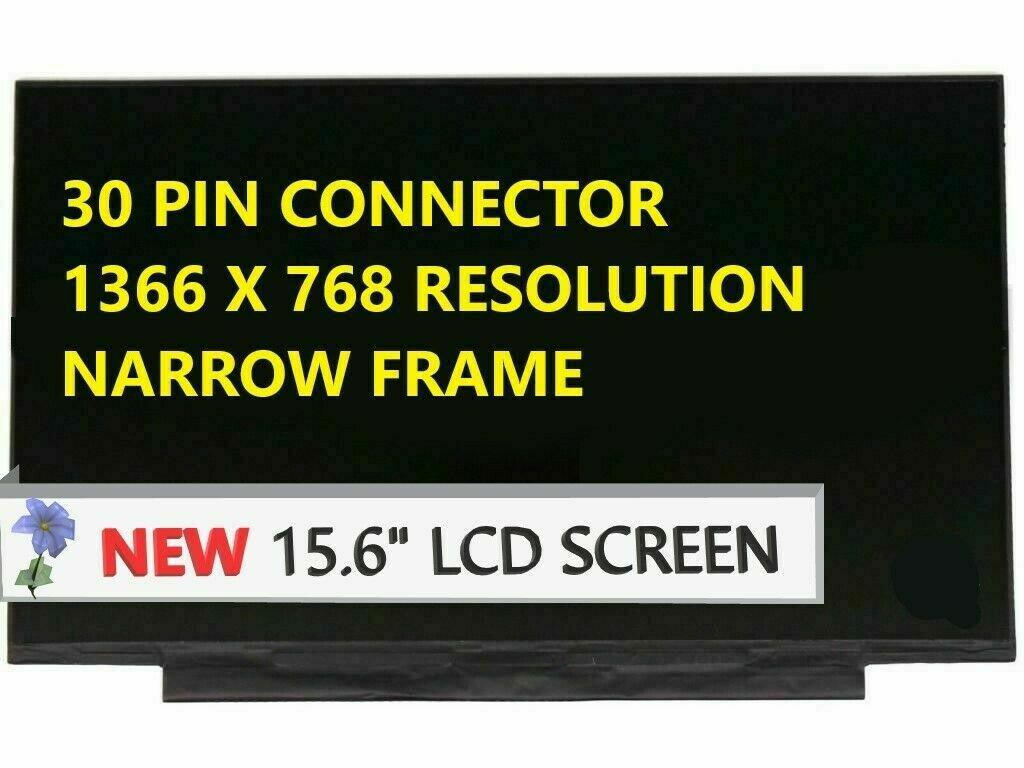 "Lenovo Ideapad S145-15IWL S145-151WL LED LCD Screen 15.6"" HD WXGA Display New"