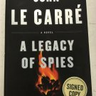 A Legacy Of Spies by John Le Carre Autographed