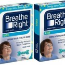 6 x Packs of Nasal Strip Breathe Right Kids Reduce Snore Original