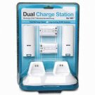 BEST DESIGN Wii Remote Dual Charger Charge Station NEW