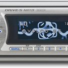 Sony CDXF7715 CD MP3 ATRAC3 Receiver, Fold-Down Detachable Face