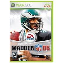 Madden 2006 Football Xbox 360
