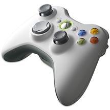 Microsoft Wireless Controller Xbox 360