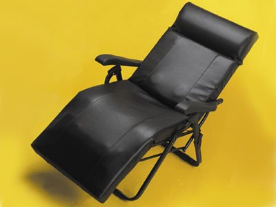 Home Pride Foldable Full Body Massage Lounge Chair