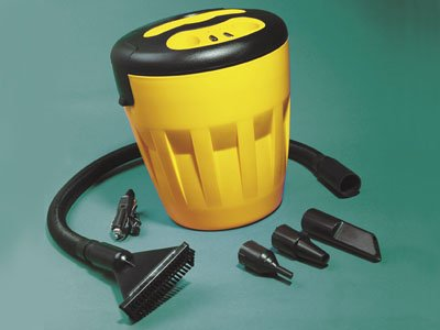 Autobahn Compact Rechargeable Wet Dry Shop VacuumMate