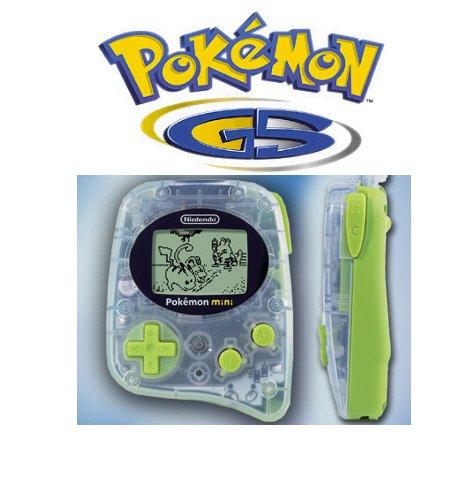 Nintendo Pokemon Mini Portable Video Game System + 1 Game