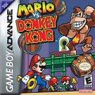 Mario vs. Donkey Kong GBA