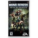 Marvel Nemesis Rise of the Imperfects PSP