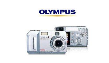 Olympus D595 5.0 MegaPixels Digital Camera with 3x Optical Zoom