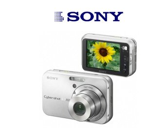 Sony Cybershot DSCN1 - 8.1 Mp Digi Camera 3x Optical 6x Digital Zoom