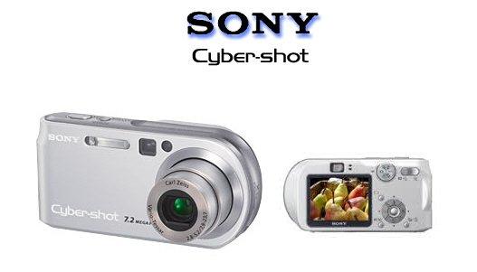 Sony Cybershot DSCP200 - 7.2 Megapixel, 3x Optical6x Digital Zoom Digital Camera