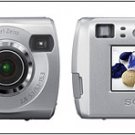 Sony Cybershot DSCS40 4.0 MegaPixels Digital Camera with 3x Optical Zoom